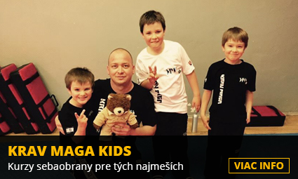 krav maga kids homepage