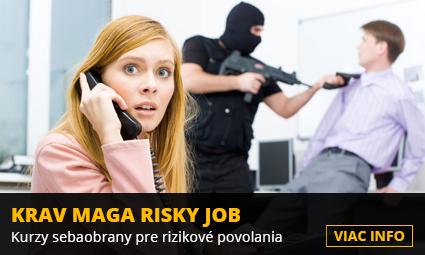 krav maga risky job homepage