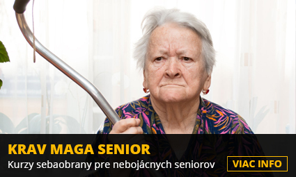 krav maga senior homepage