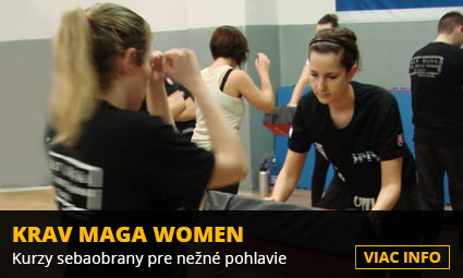 krav maga women homepage
